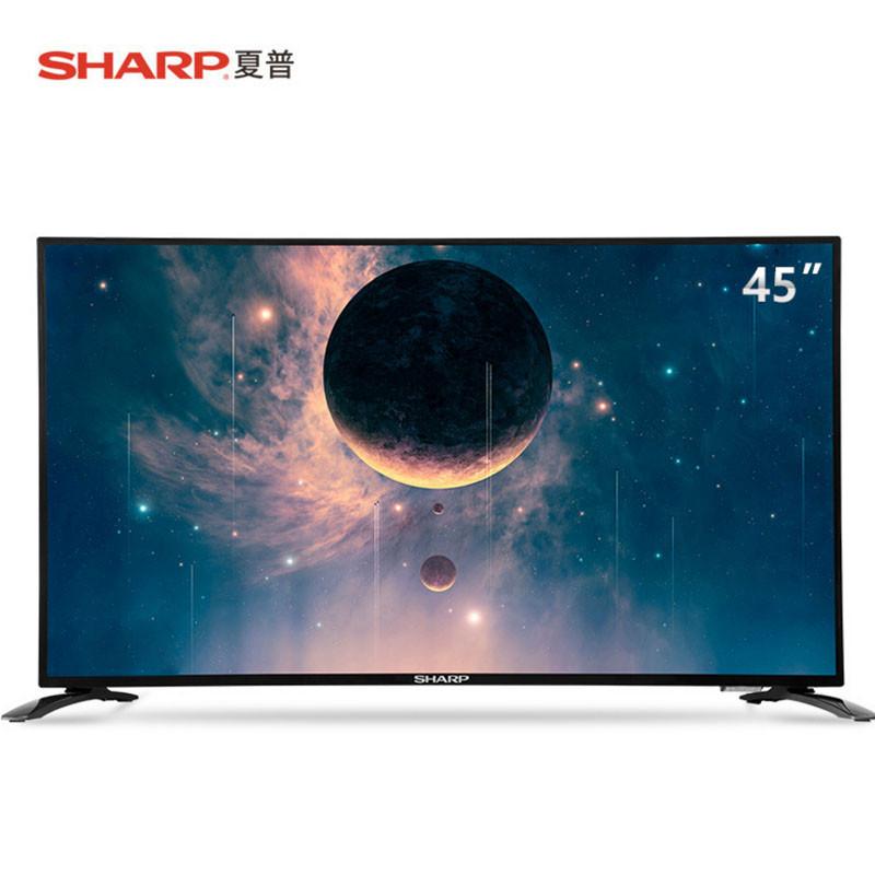 Sharp/夏普 LCD-45SF460A 45英寸液晶电视机 网络wifi,智能电视