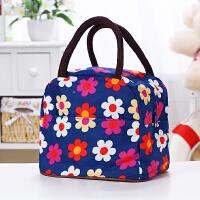饭盒袋 手提包便当包午餐包妈妈布包 防水休闲小布包