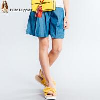 【3件3折:99.9元】暇步士童装女童夏季新款时尚牛仔裙裤