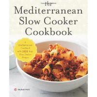【预订】The Mediterranean Slow Cooker Cookbook: A Mediterranean