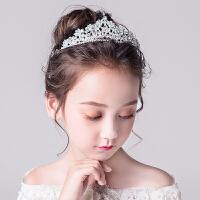 儿童头饰小公主生日婚礼演出配饰童话皇冠发饰女童发箍装饰大王冠