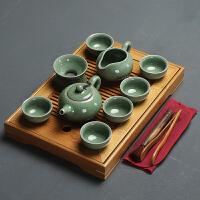 简约竹茶盘整套功夫茶具套装家用储水竹制干泡盘茶海茶台茶托茶道