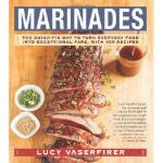 【预订】Marinades: The Quick-Fix Way to Turn Everyday Food Into