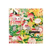 现货日本原版 Koyamori画集 grow 加拿大插画师 koyamori 治愈系小清新水彩插画作品集 世界が恋した