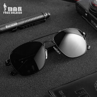 眼镜 司机偏光镜太阳镜歼灭者户外战术眼镜 军迷