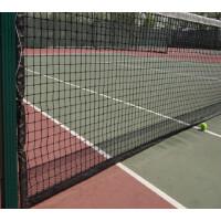 标准网球网比赛用网网赛事室内室外训练网便携带加钢丝绳