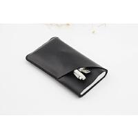 飞利浦10000毫安 充电宝保护套 收纳包袋移动电源 保护袋 立体双层 黑色