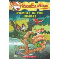 Rumble in the Jungle (Geronimo Stilton #53) 老鼠记者53 ISBN9780