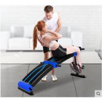 拉力训练减肥健腹机男女士仰卧板仰卧起坐健身运动器材家用多功能收腹机