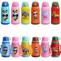 儿童保温杯宝宝幼儿园水杯带吸管316不锈钢两用水壶