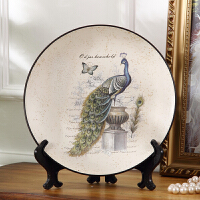 家居饰品欧式客厅创意摆件酒柜装饰品摆设美式装饰陶瓷软装工艺品