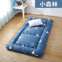 2018092608002689690cm加厚榻榻米学生床垫1.0m宿舍单人0.9米床褥折叠地铺睡垫垫被 1.8 x