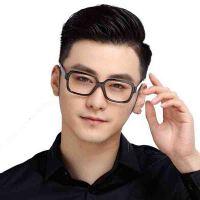 2018年防新款辐射眼镜女圆脸护眼平面平光镜男无度数防韩版蓝光手机电脑护目平镜