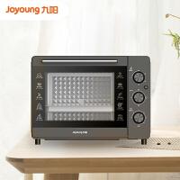 九阳(Joyoung)家用电烤箱32升/L蛋糕面包多功能大烤箱上下控温 褐色 KX32-J12