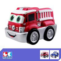 龙昌 超级消防车 警车 遥控电动儿童玩具