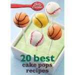 【预订】Betty Crocker 20 Best Cake Pops Recipe