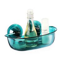 【支持礼品卡包邮】日本爱尚佳品免打孔吸盘浴室置物架厨房卫生间收纳架塑料D3005.