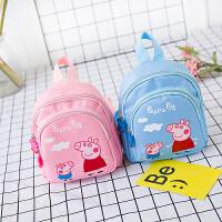 韩版书包粉红妹幼儿园1-3-5-6岁女孩儿童男宝宝迷你双肩背包