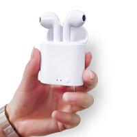苹果蓝牙双耳机无线一对迷你挂耳麦入耳塞头戴式车载手机电话跑步运动oppo华为vivo小米iphone 迷你高配版/加强