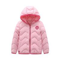 JEEP吉普4-12岁女童羽绒外套BQW76007