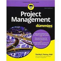 【预订】Project Management For Dummies, 5Th Edition 978111934890