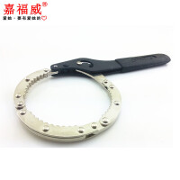 汽车保养维修安装 机油滤芯滤清器拆装工具 可调节机滤扳手 汽车用品