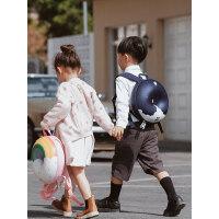 优仅ALLJOINT儿童书包可爱幼儿园双肩甜甜圈彩虹幼儿女童包包背包