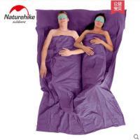 柔软透气防脏床单酒店隔脏睡袋40支精梳纯棉便携式旅行宾馆成人薄款