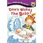 英文原版绘本 DON'T WAKE THE BABY 汪培�E第一阶段 All Aboard Reading