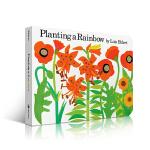 英文原版 Planting a Rainbow 播种彩虹 激发想象力 纸板书Lois Ehlert 吴敏兰绘本 第88