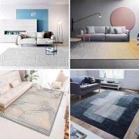 北欧ins地毯客厅地垫卧室茶几毯房间床边毯满铺家用现代简约网红