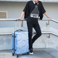 拉杆箱旅行箱包行李箱登机箱子万向轮男女20寸24寸28潮