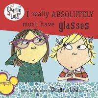 I Really Absolutely Must Have Glasses 查理与劳拉:我必须戴眼镜了 97804484