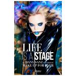 Life Is a Stage: Make Up For Ever,生活就是舞台:玫珂菲 人体彩绘 摄影画册书籍 英文