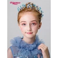 女童发饰配饰女孩皇冠头饰儿童头箍发箍可爱公主王冠