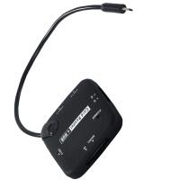 台电TLP98平板电脑OTG转接线 读卡器接U盘多口OTG线读取TF/SD卡
