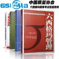 六西格玛系列六西格玛管理+六西格玛管理统计指南+绿带手册+工具