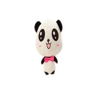 宝宝巴士奇奇妙妙*公仔娃娃 毛绒玩具玩偶 抓机熊猫娃娃产品 (带录音) 其它大小