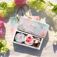 【包邮】花茶组合礼盒 玫瑰花菊花红枣片喜宴礼盒婚礼伴手礼回礼礼品节日礼物