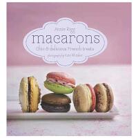 【预订】Macarons 马卡龙:别致和美味的法国美食 英文原版