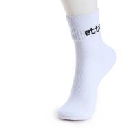 正品etto英途运动男短袜 纯色运动短袜 高品质SO001