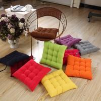 凳子上的棉垫加厚办公室坐垫靠垫一体垫卡通椅子座垫靠背连体垫餐