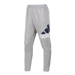 Adidas阿迪达斯  男子运动休闲保暖小脚长裤 CE9343