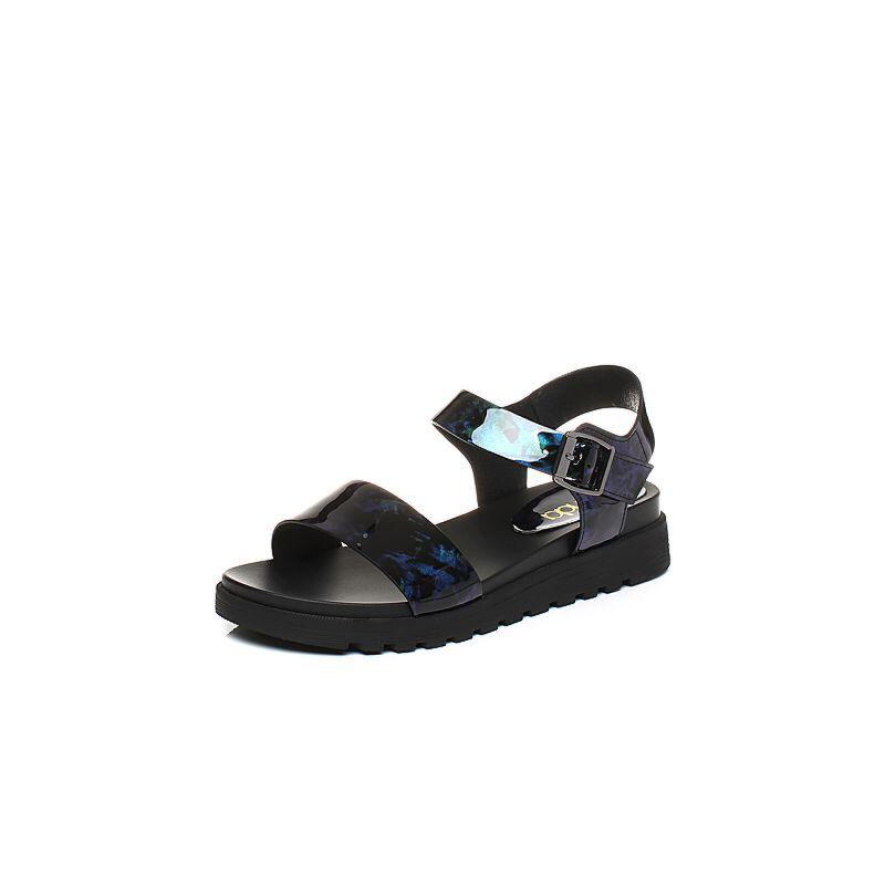 Senda/森达2017夏季专柜同款时尚舒适女凉鞋3CJ05BL7