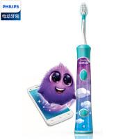 飞利浦(PHILIPS)电动牙刷Sonicare For 儿童牙刷 充电式声波震动牙刷 HX6322