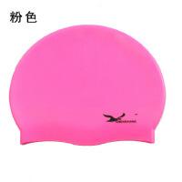 防水硅胶泳帽男女游泳帽男士女士多色游泳帽批发一件