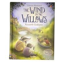 The Wind in the Willows 英文原版 Usborne经典儿童文学系列:柳林风声 原文无删减 全彩插