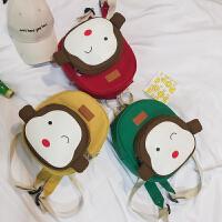 幼儿园小书包儿童宝宝包包小孩卡通可爱双肩背包1-2-3-5岁男女童