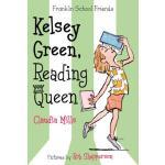 【预订】Kelsey Green, Reading Queen