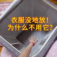 衣物收纳箱布艺整理箱牛津布纺衣服储物箱衣柜收纳盒打包袋3we